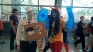 Phoenix Comic-con 2012 1