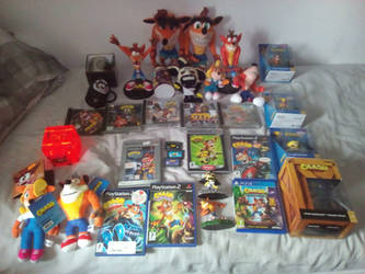 Crash Bandicoot Collection (2019) by waterfan55