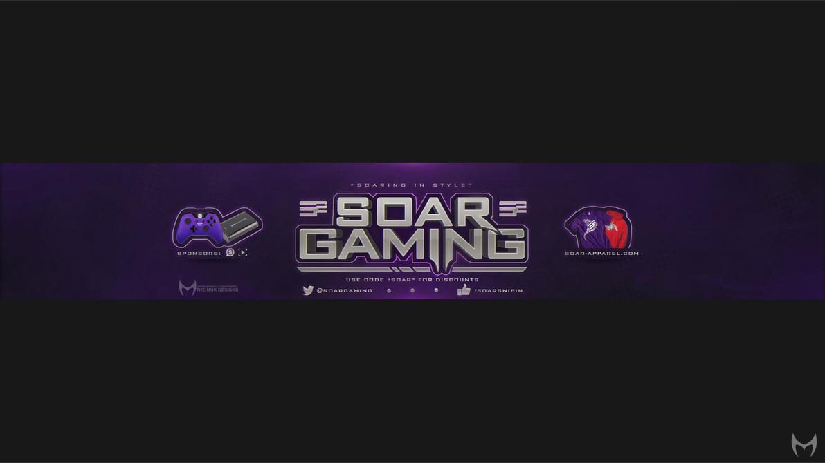 Obey Clan Logo SoaR Sniping Banner by