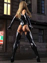 Ms Marvel pose 13 by DahriAlGhul