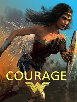 Wonder Woman: Courage