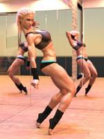 Dancer 2 by DahriAlGhul