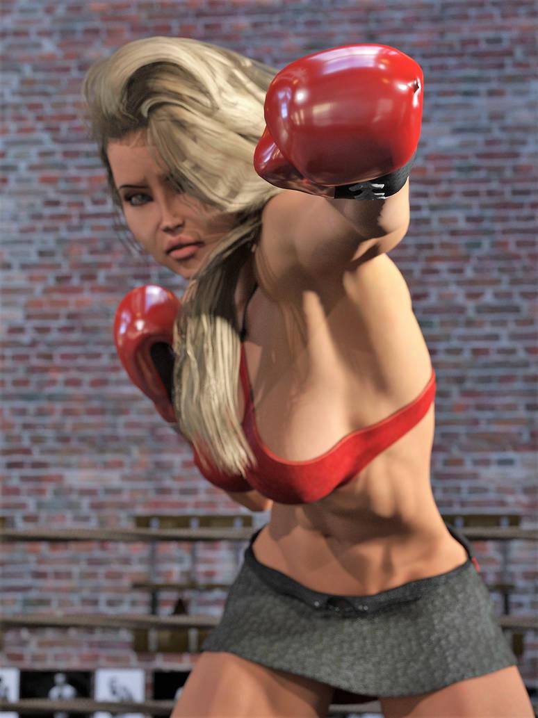 Boxing POV 7 by DahriAlGhul