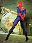 Iron Spider Girl 7