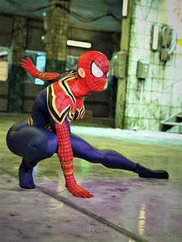 Iron Spider Girl 9