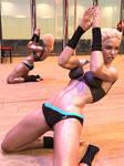 Dancer 13: alternative perspective