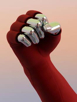 Iron Fist in a Velvet Glove