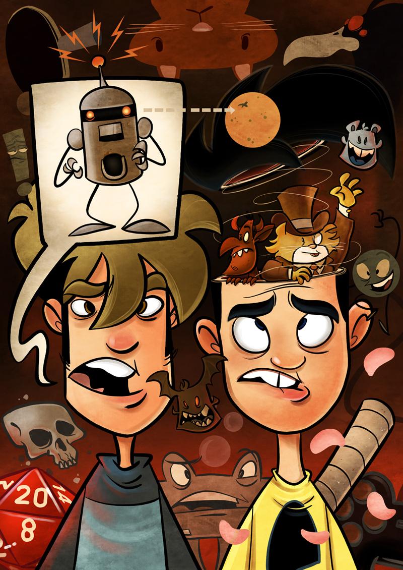 Penny Arcade by cwgabriel