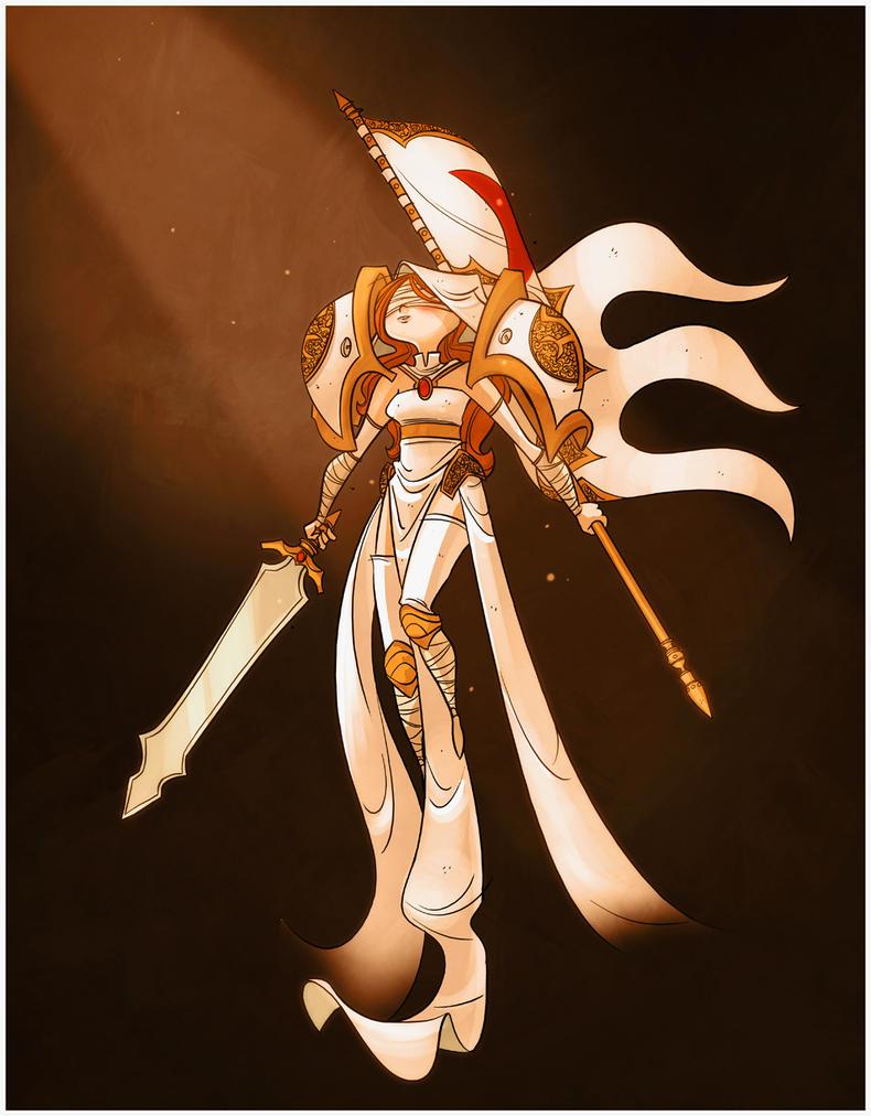 Harbinger of Menoth by cwgabriel