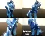 Princess Luna - Custom Pony