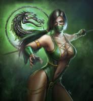 Commission - Jade