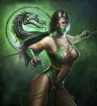 Commission - Jade by SKtneh