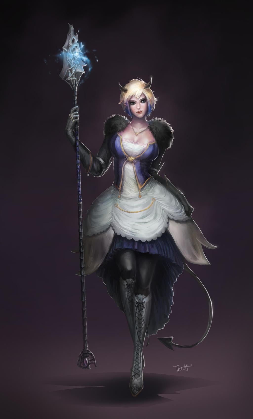 Commission - Maeva by SKtneh
