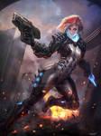 War Cyborg