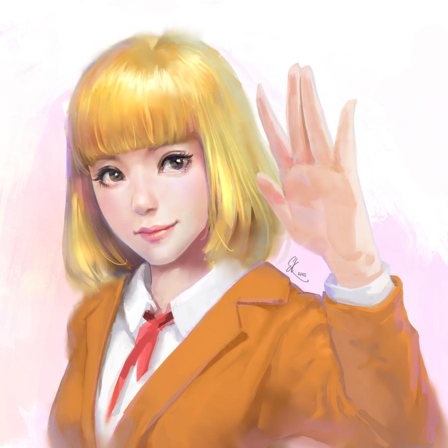 Hana by SKtneh