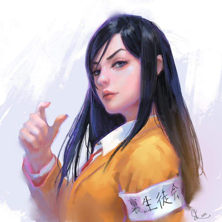 Mari by SKtneh