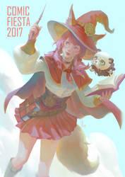 Comic Fiesta 2017