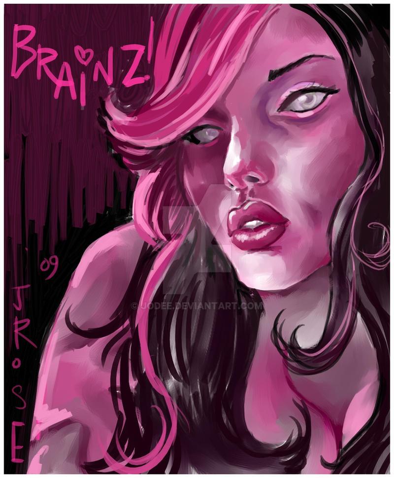 Mia Tyler- Zombie by Jodee