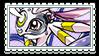 Lekismon Stamp by BrightHikari
