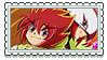 Akai Tsubasa/Phoenix Stamp by BrightHikari