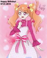 Happy Birthday, Ichika Usami! by Megumon