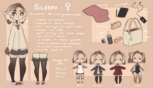 School Au Sleepy Ref