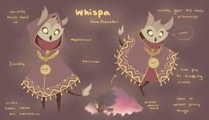 Whispa by SleepyGrim