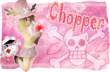 Chopper by champi-chan