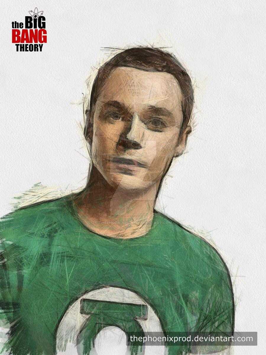 Dr. Sheldon Cooper by thephoenixprod