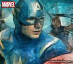 Marvel - The Avengers - Captain America