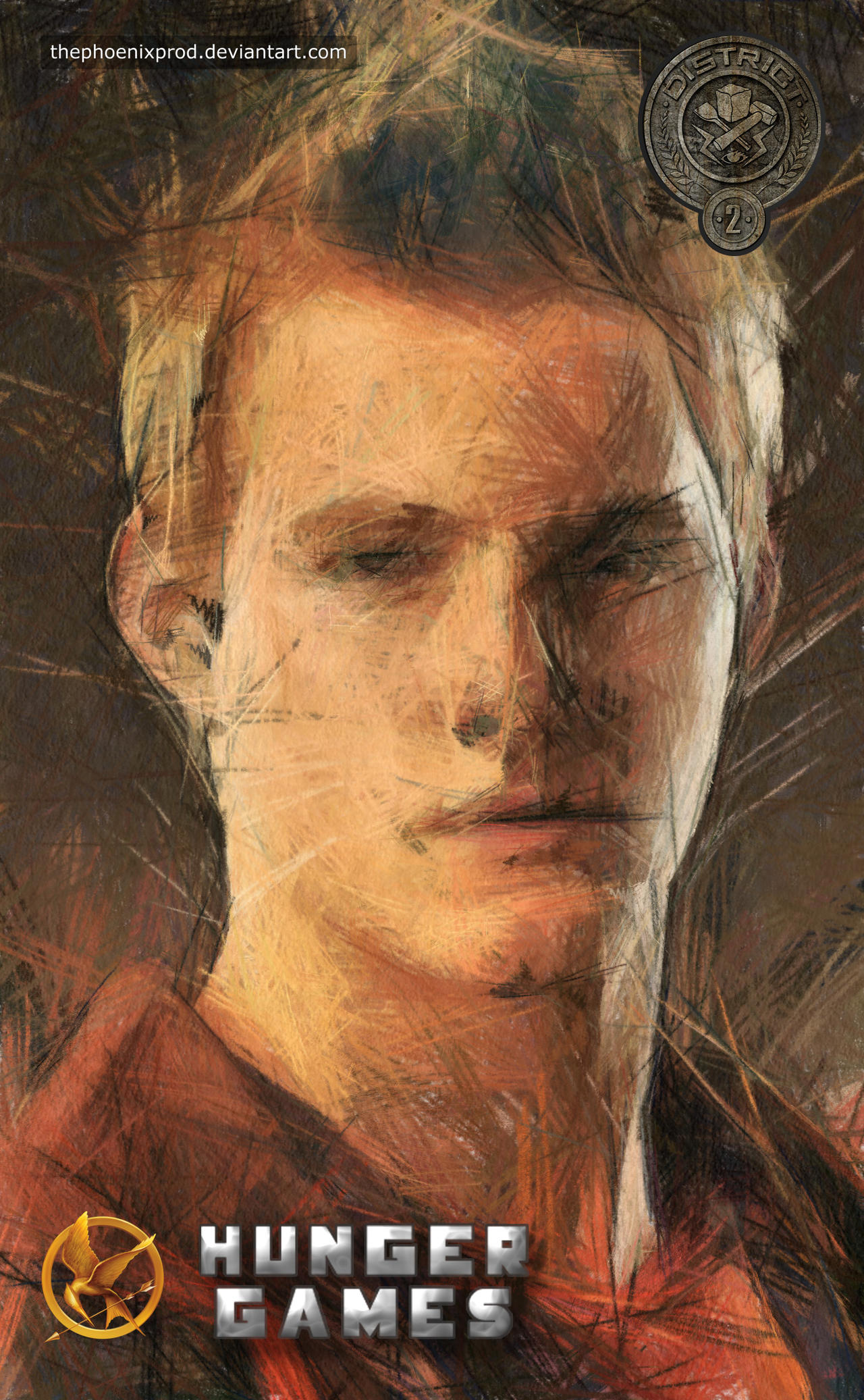 The Hunger Games - District 02 - Cato by thephoenixprod