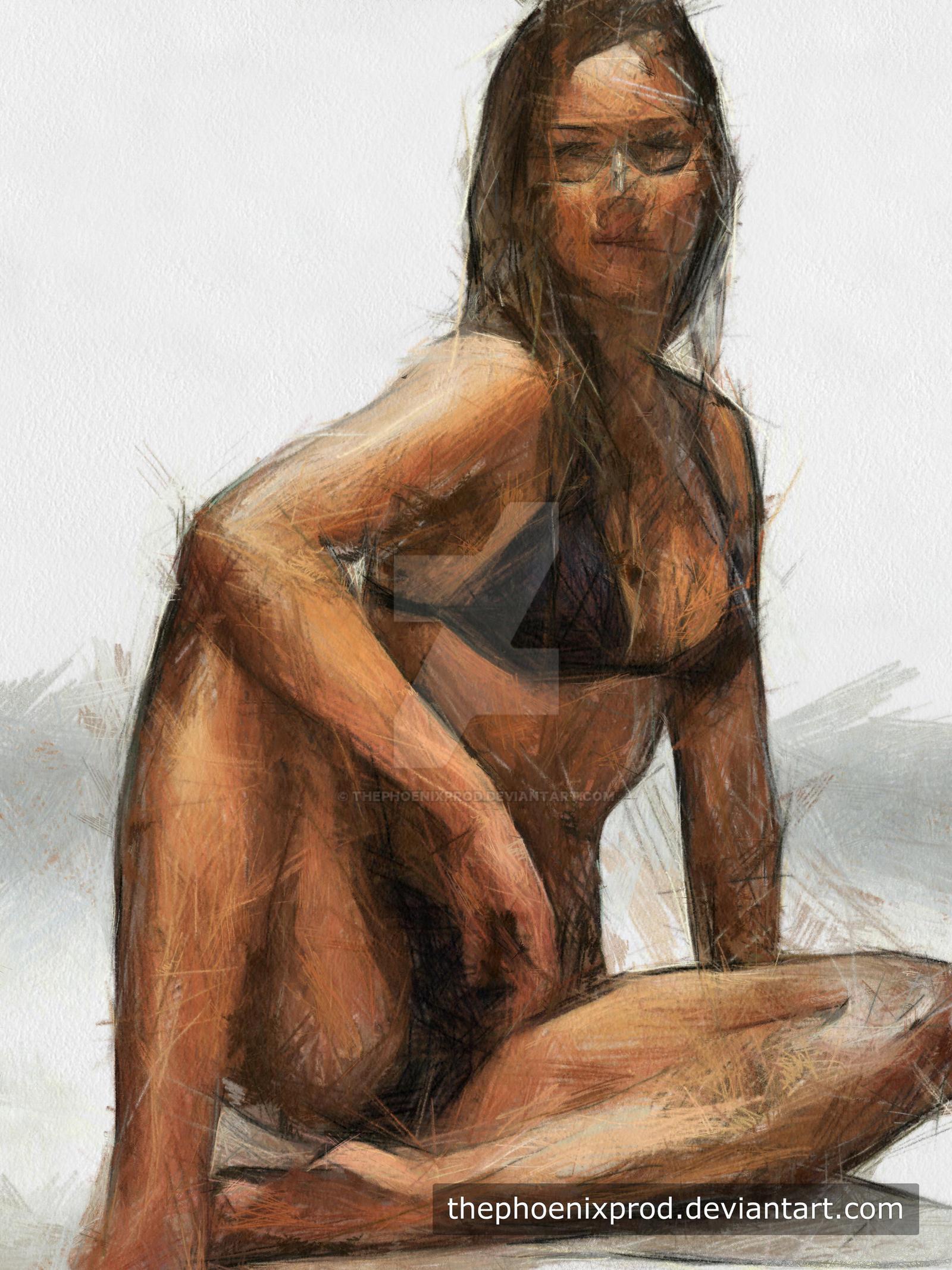 Jennifer Lawrence by thephoenixprod