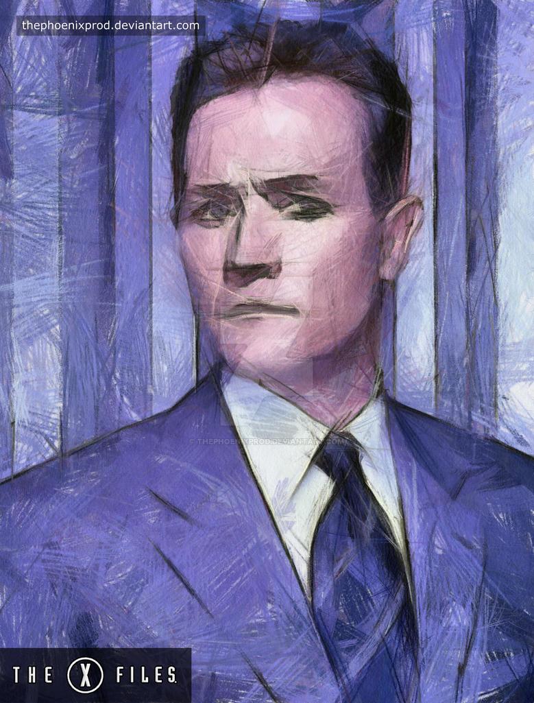 The X Files - John Doggett by thephoenixprod