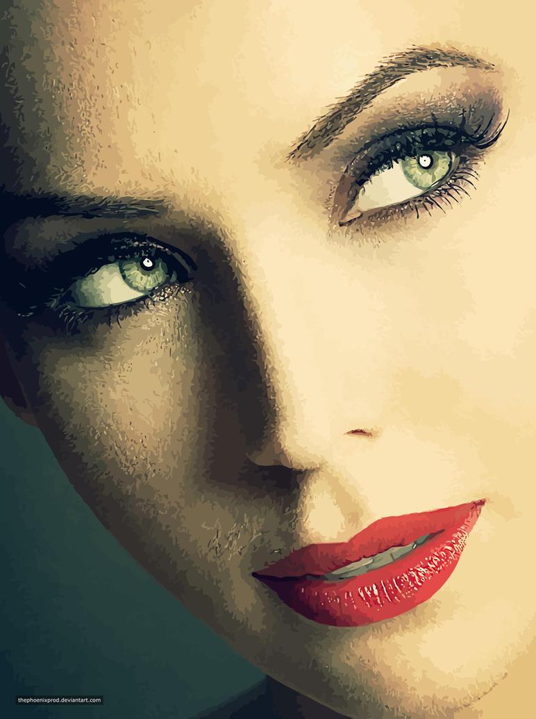 Natalie Glebova (Poster) (Ultra Size) by thephoenixprod on DeviantArt
