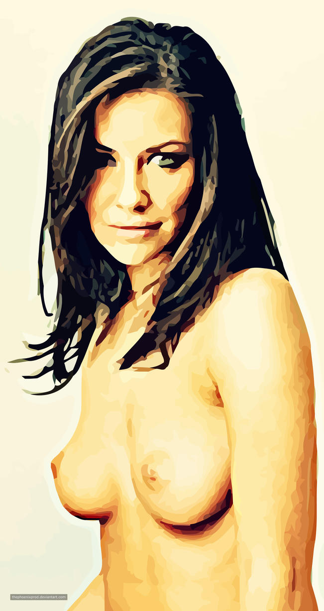 Evangeline Lilly (Nude) (Fake) by thephoenixprod