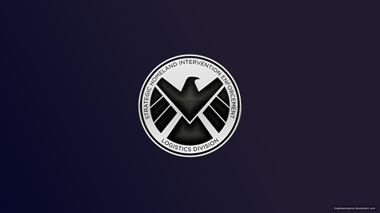 Marvel's SHIELD Wallpaper 07 by thephoenixprod on DeviantArt