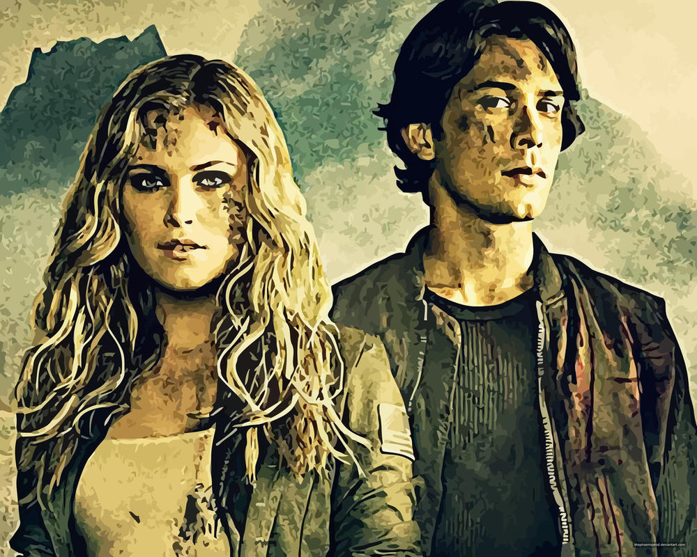 The 100 - Clarke Griff...