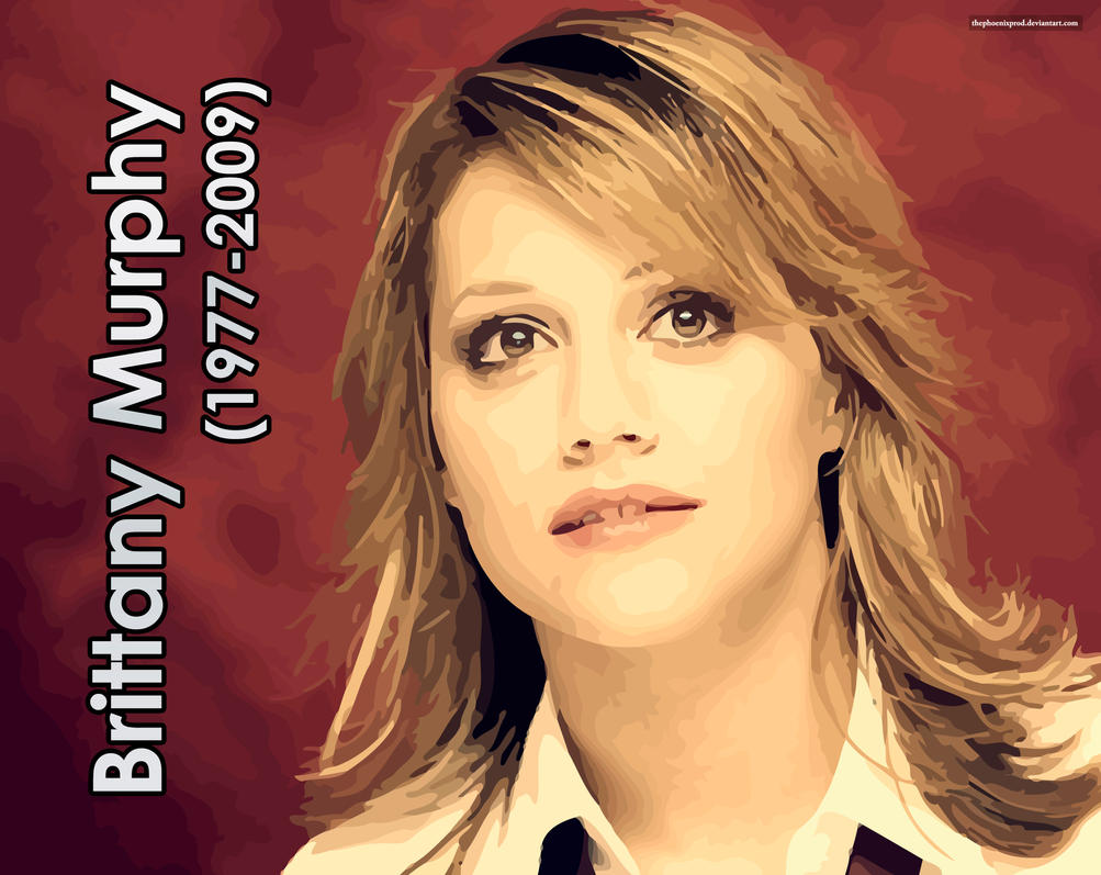 Brittany Murphy (1977-2009) (Tribute) by thephoenixprod