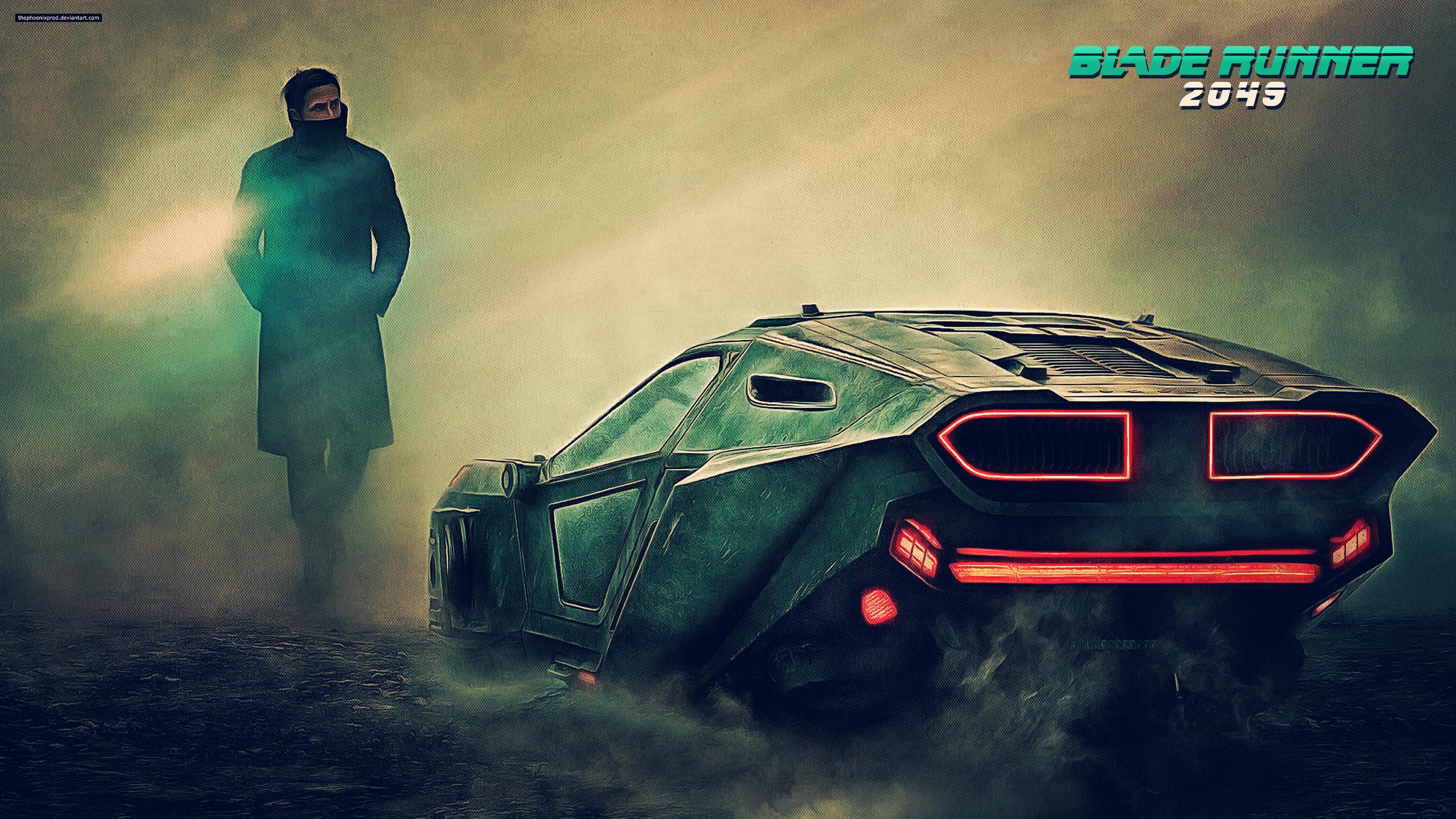 Blade Runner 2049 Wallpaper 4k By Thephoenixprod On Deviantart