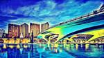 Cities - Bridge (Wallpaper 4k)
