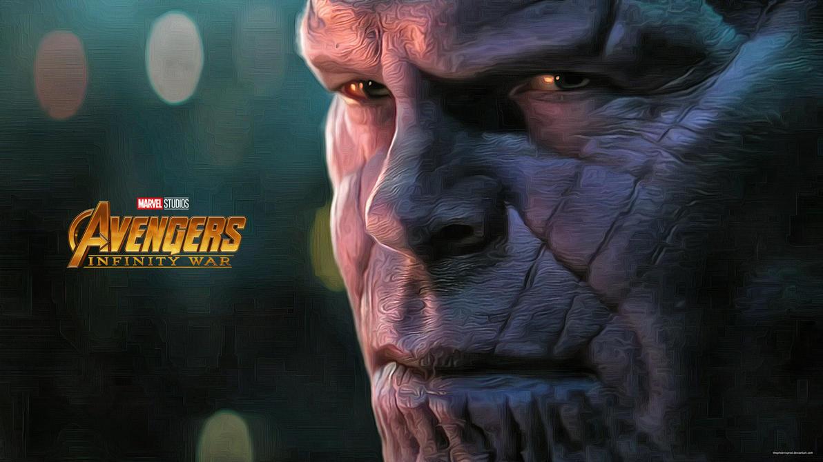 Avengers Infinity War 2018 Thanos 4k Uhd 3 2 3840x2560: Thanos (4k Wallpaper) By
