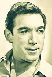 Anthony Quinn by thephoenixprod