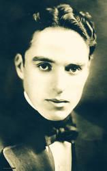 Charles Chaplin by thephoenixprod