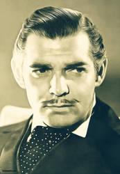 Clark Gable by thephoenixprod