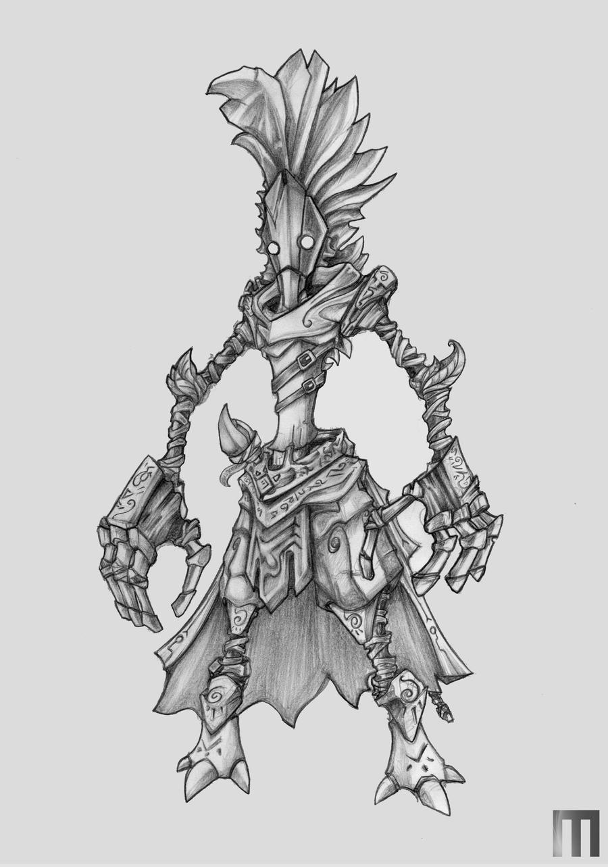 Voodoo - Shadow Shaman by MangoKingoroo