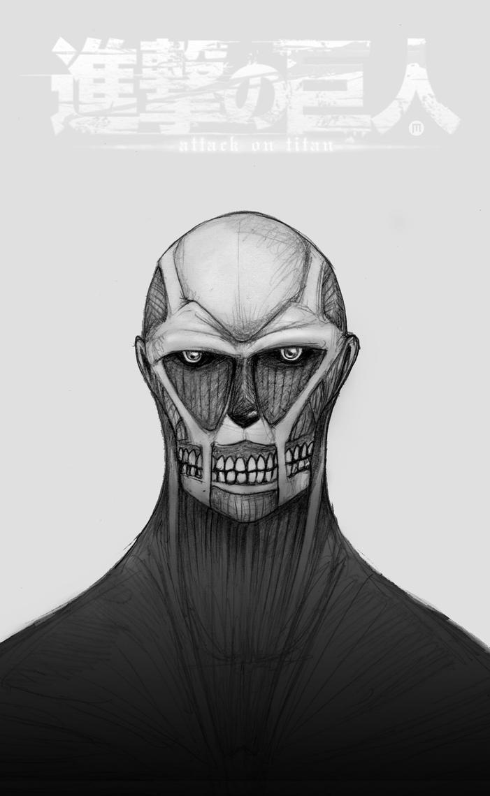Titan Colossal by MangoKingoroo