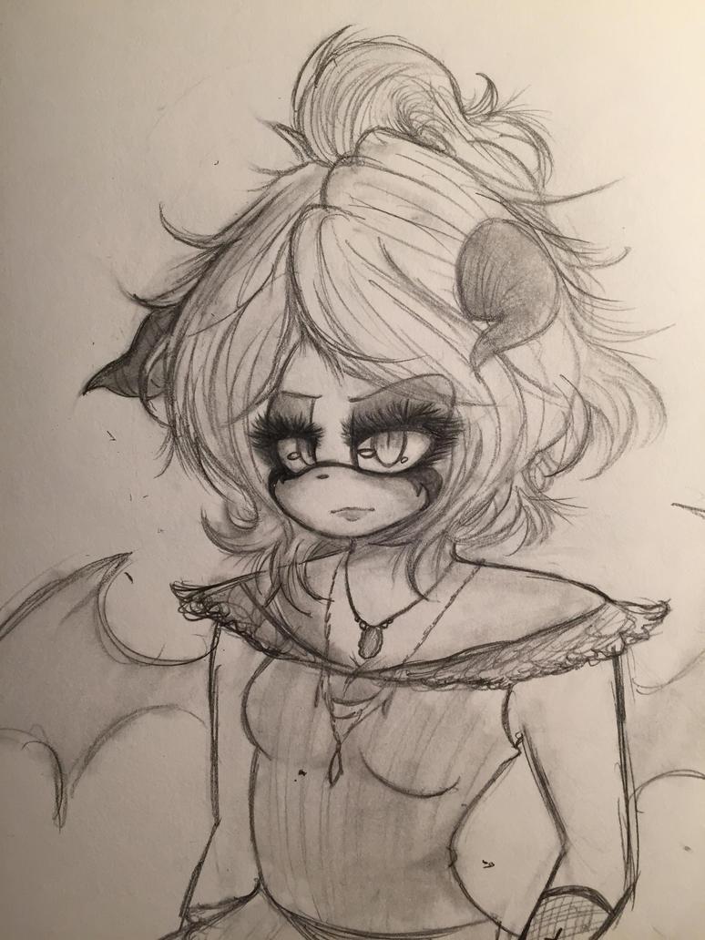 Gothic Lolita by xXShadowXx158