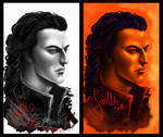 Feanor face study