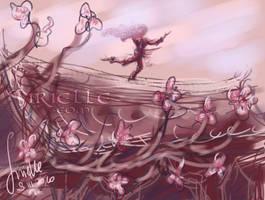 Maitimo's dream by Sirielle