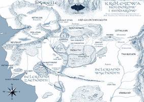 Beleriand - Realms (PL) by Sirielle